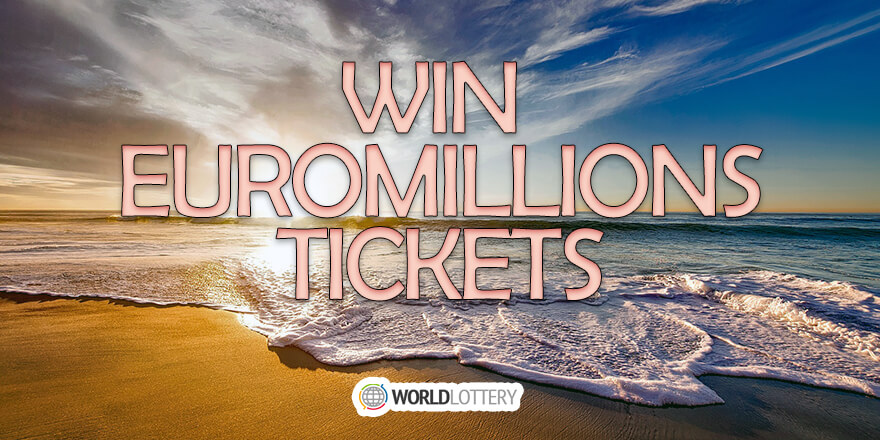 WorldLottery.net EuroMillions Ticket Giveaway