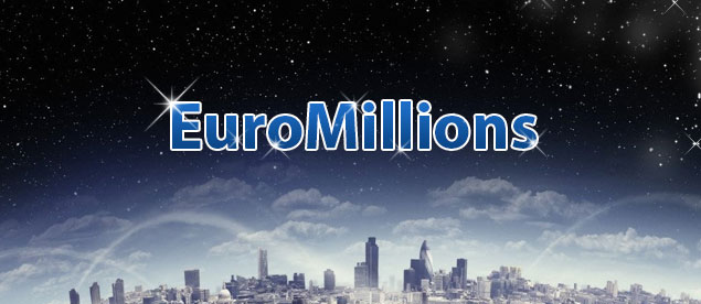 EuroMillions Results for Tuesday 31st December 2013