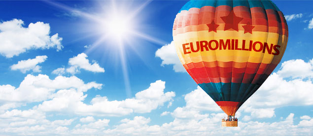Tonight's EuroMillions Jackpot is £128 Million (€162 Million)