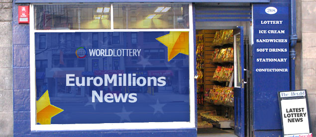 EuroMillions Jackpot is Worth £57 Million