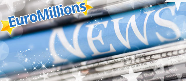 EuroMillions Results for Friday 23rd May 2014