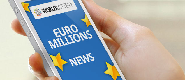 EuroMillions Results for Tuesday 16th September 2014