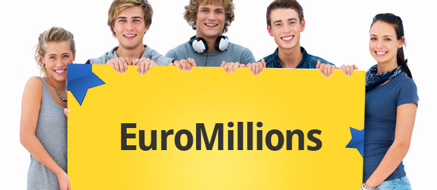 Tonight's EuroMillions Jackpot is £25 Million (€32 Million)
