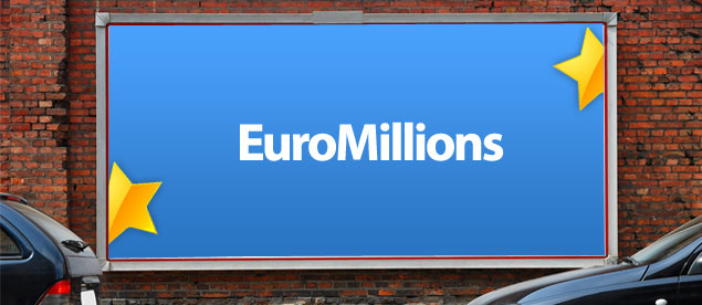 Tonight's EuroMillions Jackpot is Worth £17 Million (€21 Million)