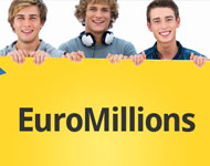 Record-Breaking EuroMillions Jackpot Reaches Maximum €190 Million
