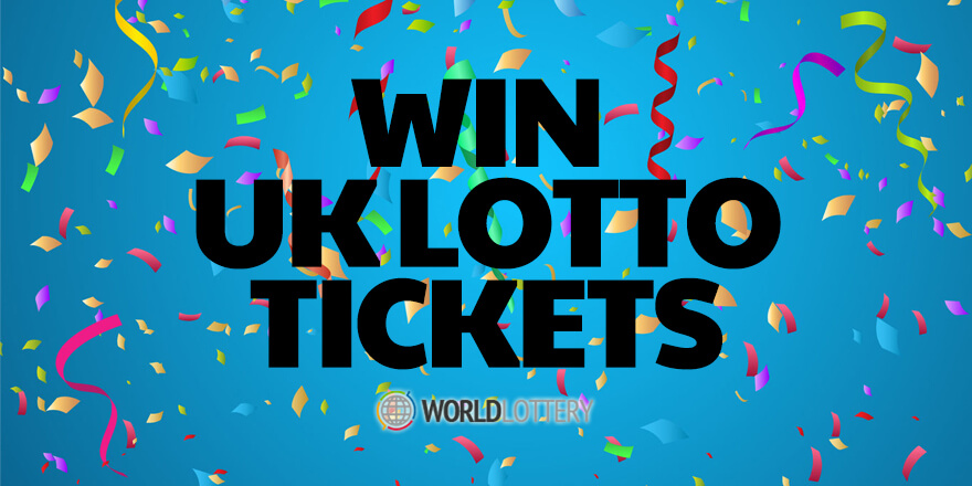 WorldLottery.net UK Lotto Ticket Giveaway